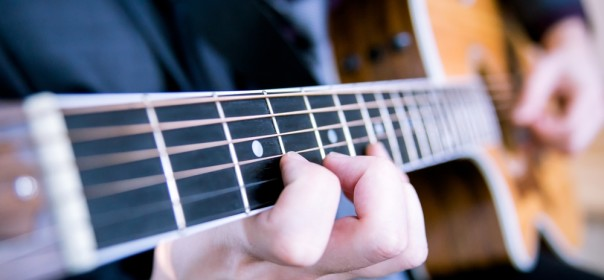 beginner-playing-the-guitar